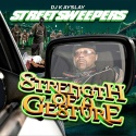 Strength Of A Gesture mixtape cover art