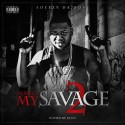 Adeezy Da Don - Respect My Savage 2 mixtape cover art