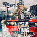 Strictly 4 The Traps N Trunks 11 (Hosted By Slim Dunkin) mixtape cover art