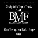 Strictly 4 The Traps N Trunks 24 (Hosted By Bleu Davinci & Calico Jonez) mixtape cover art