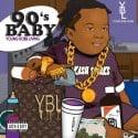 Kash Sparks - 90's Baby  mixtape cover art
