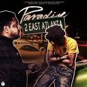 Kourtney Money & Young Nudy - Paradise 2 East Atlanta mixtape cover art