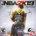 NBA 2K19 (Stephen Curry Edition) mixtape cover art