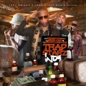 Trap Starz Indy mixtape cover art