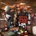 Trap Starz Indy mixtape cover art