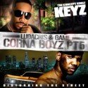 Ludacris & The Game - Corna Boyz, Part 5 mixtape cover art