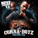 Jadakiss & T.I. - Corna Boyz, Vol. 6 mixtape cover art