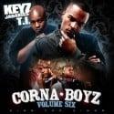 Jadakiss & T.I. - Corna Boyz, Vol. 6 mixtape cover art