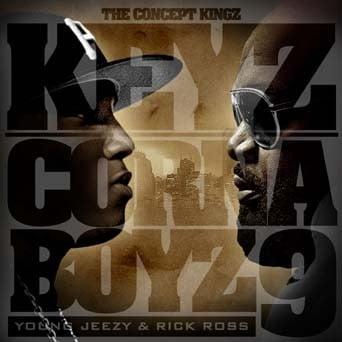 DJ Keyz - Corna Boyz 9 (Young Jeezy & Rick Ross) Mixtape