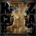 Corna Boyz 9 (Young Jeezy & Rick Ross) mixtape cover art