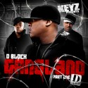 D-Block - Gangland (Part One) mixtape cover art
