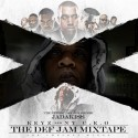 The Def Jam Mixtape mixtape cover art