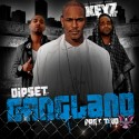 Dipset - Gangland (Part Two) mixtape cover art