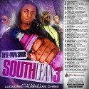South Lean 3 (Hosted By Ludacris & Hurricane Chris) mixtape cover art