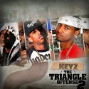 The Triangle Offense 2 mixtape cover art