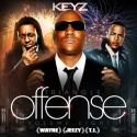 Triangle Offense 8 mixtape cover art