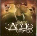 Triangle Offense, Vol. 4 mixtape cover art