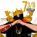 G Fella - 7 3/8 mixtape cover art