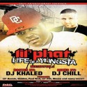 Lil Phat - Life Of A Yungsta mixtape cover art