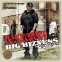 Maff Test - Big Bizness mixtape cover art