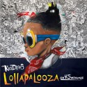 Lollapalooza In 45 Minutes mixtape cover art