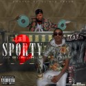 CashOut Cris - Sporty 2 mixtape cover art