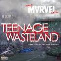 Marvel Inc - Teenage Wasteland mixtape cover art