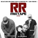 RealName Brandon & Rico B - RR Mixtape mixtape cover art