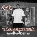 Valle Ru - Vallefornia mixtape cover art