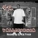 Valle Ru - Vallefornia mixtape cover art