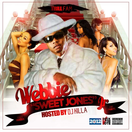 Webbie – Sweet Jones Jr. [Mixtape]