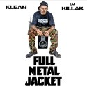 Klean - Full Metal Jacket mixtape cover art