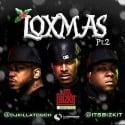 LOXmas 2 mixtape cover art