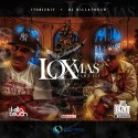 LOXmas 3 mixtape cover art