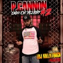 P Cannon - Cash On Delivery 2 mixtape cover art