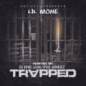 Lil Mone - Trapped mixtape cover art