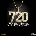 Joc Da Parona - 720 mixtape cover art