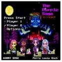 Perry Louis Rich & Kammy Sosa - The Purple Saga mixtape cover art