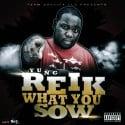 Sky Life Reik - #ReikWhatYouSow mixtape cover art
