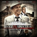 Jay-Z & Sinatra - American Gangsters 2007 mixtape cover art