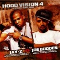 Jay-Z & Joe Budden - Hood Vision 4 mixtape cover art