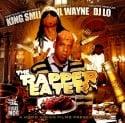 Lil Wayne - The Rapper Eater mixtape cover art
