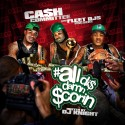 Ca$h Committee - All Dis Damn Scorin mixtape cover art