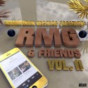 RMG & Friends 2 mixtape cover art