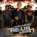 The Re-Up 11 mixtape cover art
