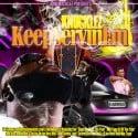 Keep Servin' Em mixtape cover art