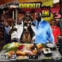 Keep Servin' Em 3 mixtape cover art
