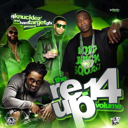 The Re-Up 14 ft. Gucci, Wayne, Drake & Ross Mixtape