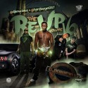 The Re-Up 16 mixtape cover art