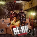 The Re-Up 21 mixtape cover art